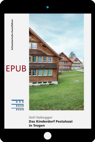 Cover «EPUB Das Kinderdorf Pestalozzi in Trogen»